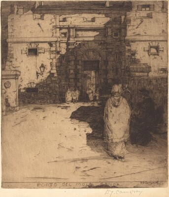 Porta del Molo, Genoa, No. 2