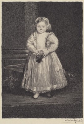 Clelia Cattaneo, Daughter of Marchesa Elena Grimaldi