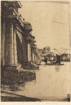 Waterloo Bridge, No. 2