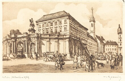 Albertina, Vienna