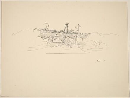 Cranes and Dunes