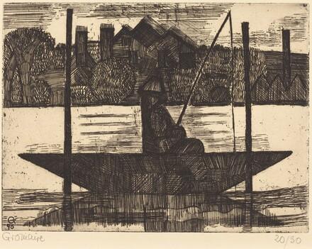 The Fishing Boat (La peche en barque)