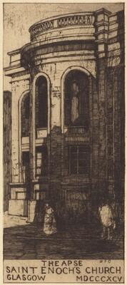 The Apse, St. Enoch's Church, Glasgow