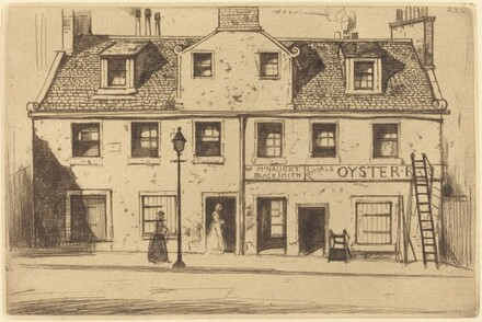 Old House, Nos.174-6-8 Main Street, Gorbals