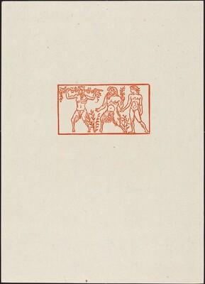 Tenth Eclogue: Pan of Arcady, Silvanus and Apollo (Pan, Sylvanus et Apollon)