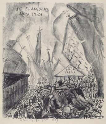 The Shambles, Nov. 1929
