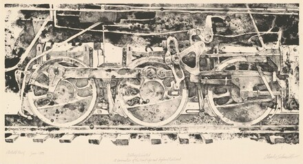 Century Limited: A Locomotive of the New Hope and Ivyland Railroad