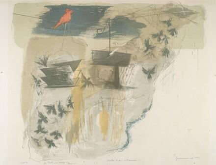 Winter Birds - In Memoriam
