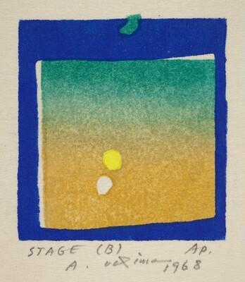 Stage (B)