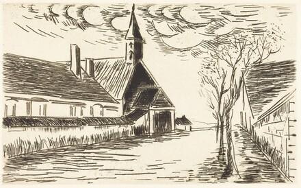 The Church (L'eglise)