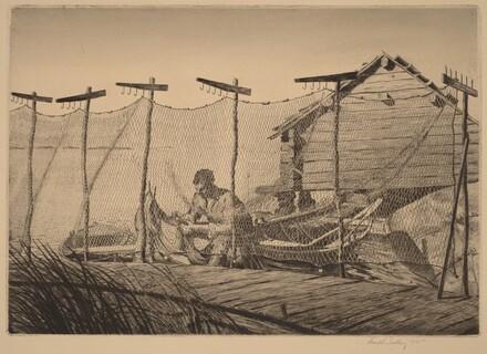 Repairing the Nets (Fisknatet)
