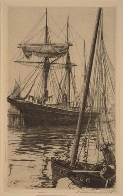 The Norwegian, Concarneau