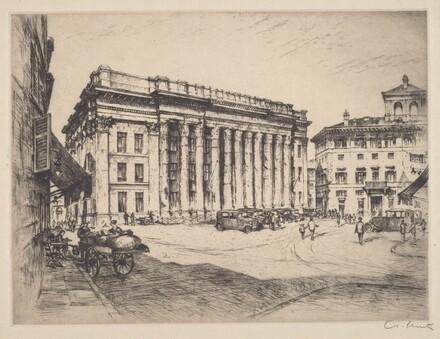 Stock Exchange of Rome