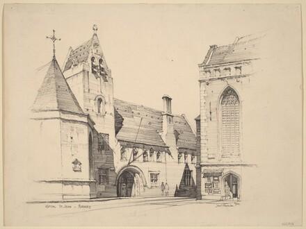 Hospital, St. John, Bruges
