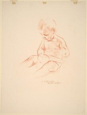 John Taylor Arms' Son, John