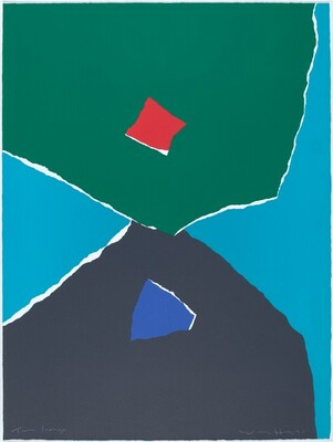 Portrait of Max Ernst