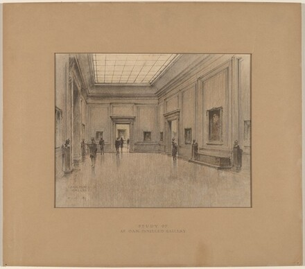 Oak Panelled Gallery