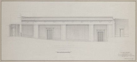 Lecture Hall: Longitudinal Section