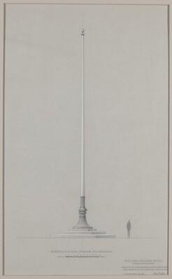 Constitution Avenue Flagpoles