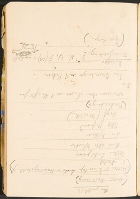 Notizen (Notation) [p. 32]