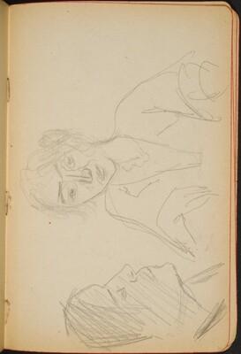 Zwei Frauen (Two Women) [p. 31]