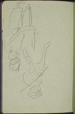 Zwei Figuren (Two Figures) [p. 20]