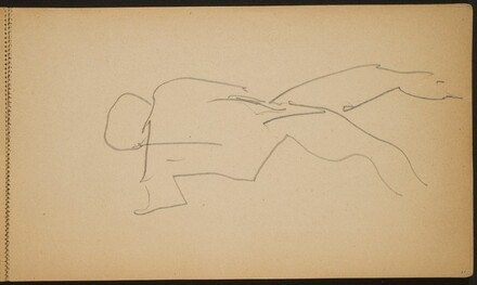 Tanzende Figur (Dancing Figure) [p. 11]
