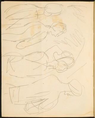 Vier Figuren (Four Figures) [p. 8]