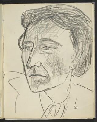 Portrait of Wolfgang Frommel [p. 17]