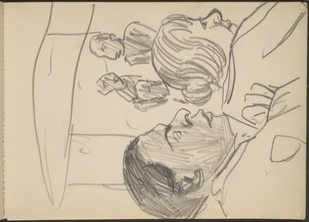 Zuschauer (At a Show) [p. 5]
