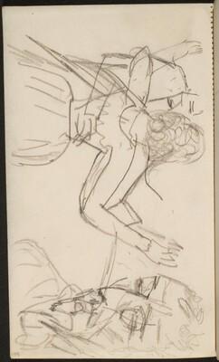 Tanzendes Paar und Zuschauer (Couple Dancing with Onlooker) [p. 94]