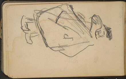 Figur im weiten Mantel (Figure with Coat) [p. 18]