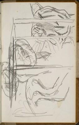 Schafender Tiger (Sleeping Tiger) [p. 39]
