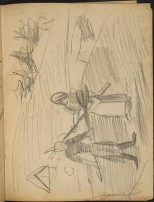 Bauern im Feld (Peasants in Field) [p. 23]