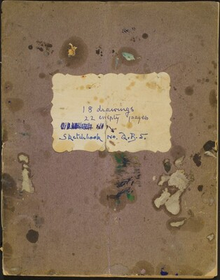 Beckmann Sketchbook 37