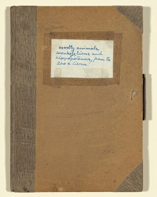 Beckmann Sketchbook 18