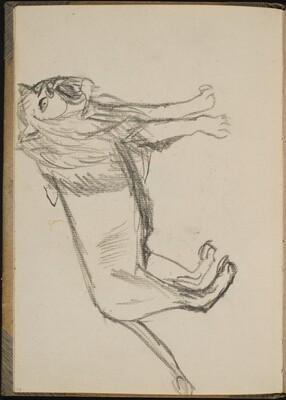 Stehender Löwe (Lion Standing) [p. 14]
