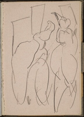 Skizze (Sketch) [p. 21]