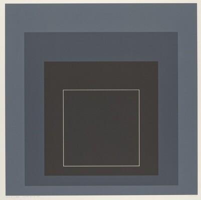 White Line Square VIII
