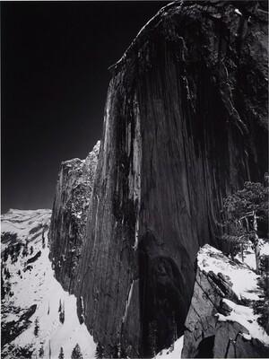 Monolith, the Face of Half Dome, Yosemite National Park, California