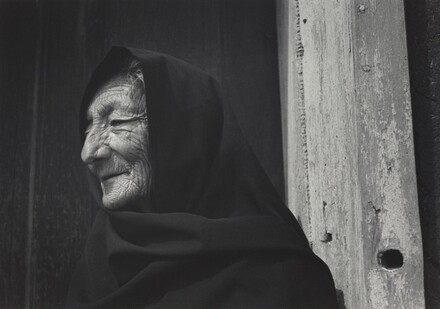 Spanish American Woman, near Chimayo, New Mexico