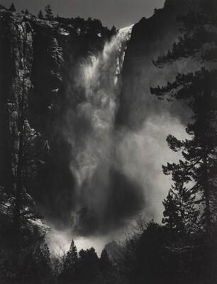 Bridal Veil Fall, Yosemite National Park, California
