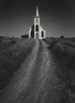 Church and Road, Bodega, California