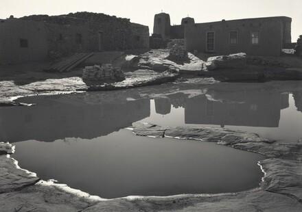 Pool, Acoma Pueblo, New Mexico