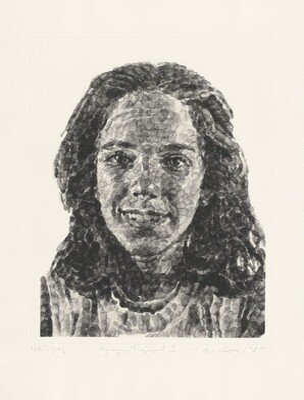 Georgia/Fingerprint I