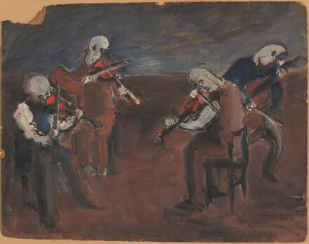 Untitled (String Quartet)
