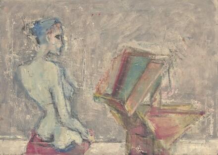 Untitled (nude) [reverse]