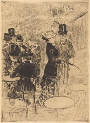The Bar at the Folies Bergere