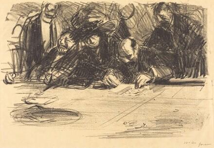 At the Gambling Table