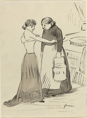 Woman and Servant